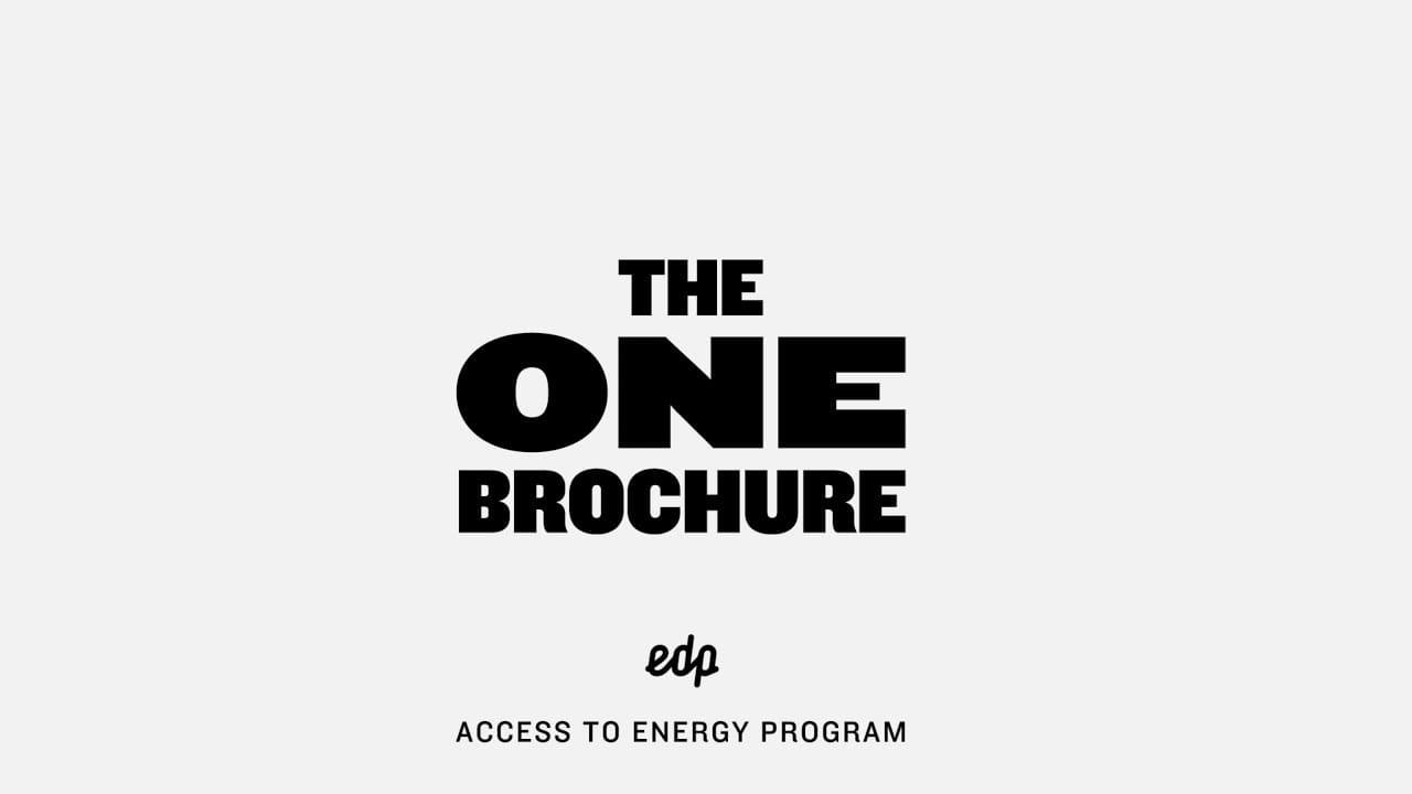 EDP | The One Brochure