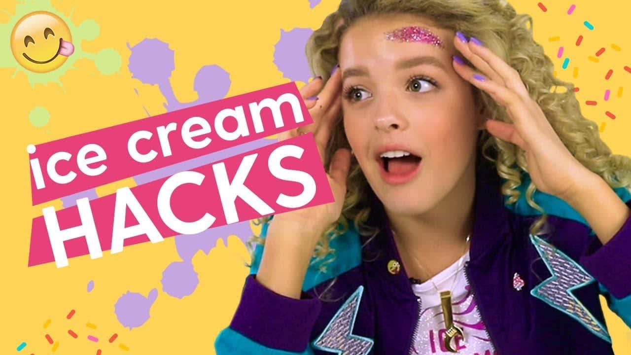 Ice Cream Hacks