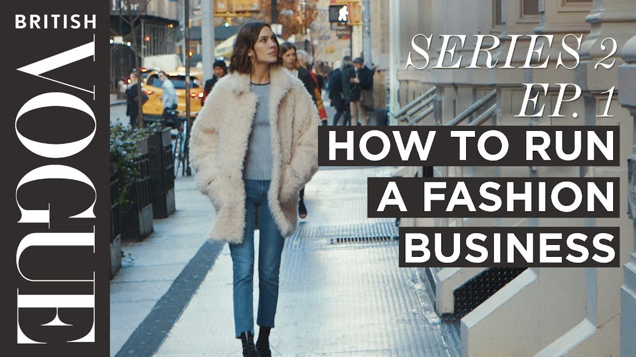 Vogue The Future of Fashion with Alexa Chung