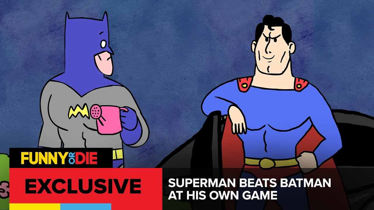 Batman vs Superman: The Unauthorized Adventures