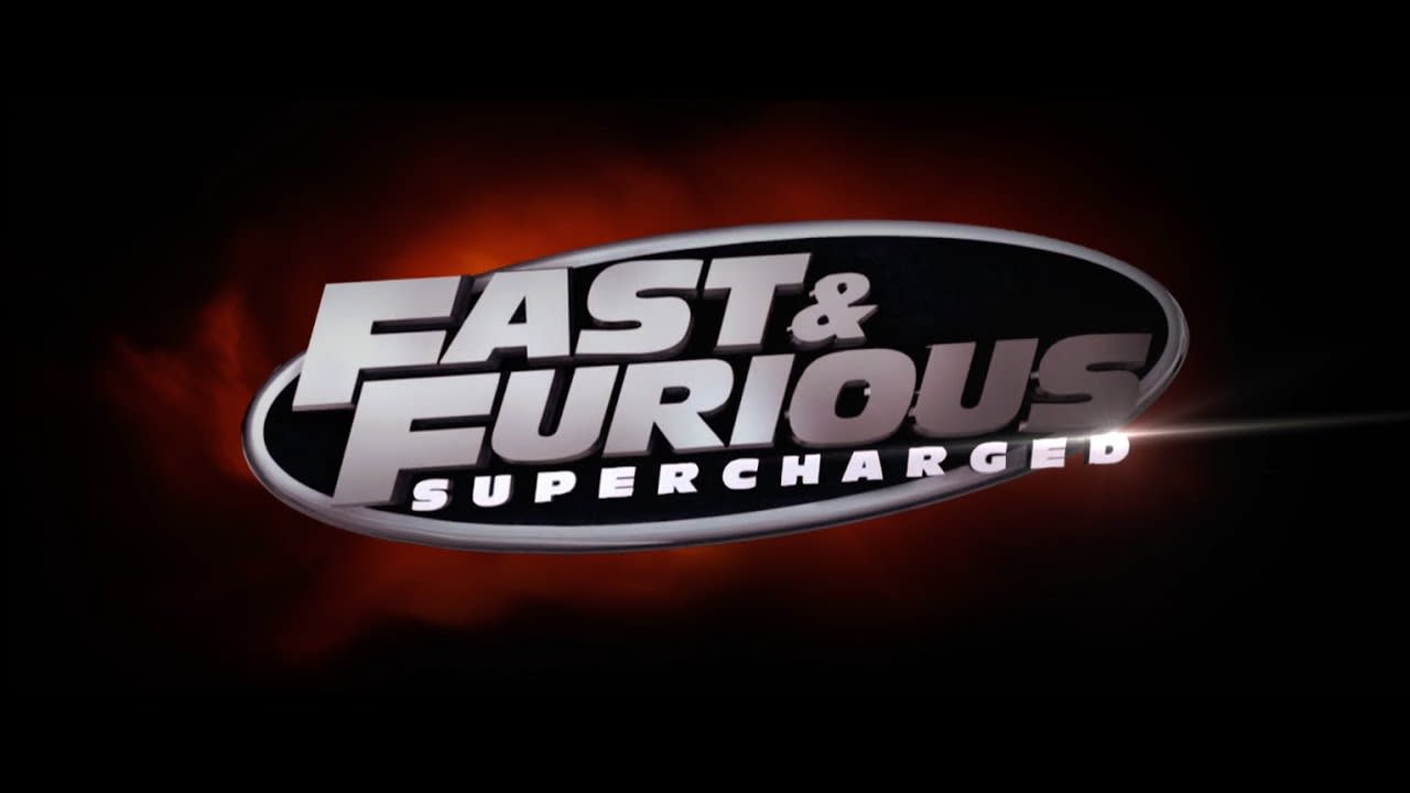 FAST & FURIOUS 'Supercharged' *Super-Bowl Spot*