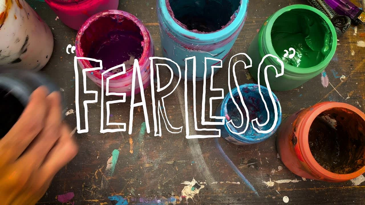 BLUEOX - Fearless