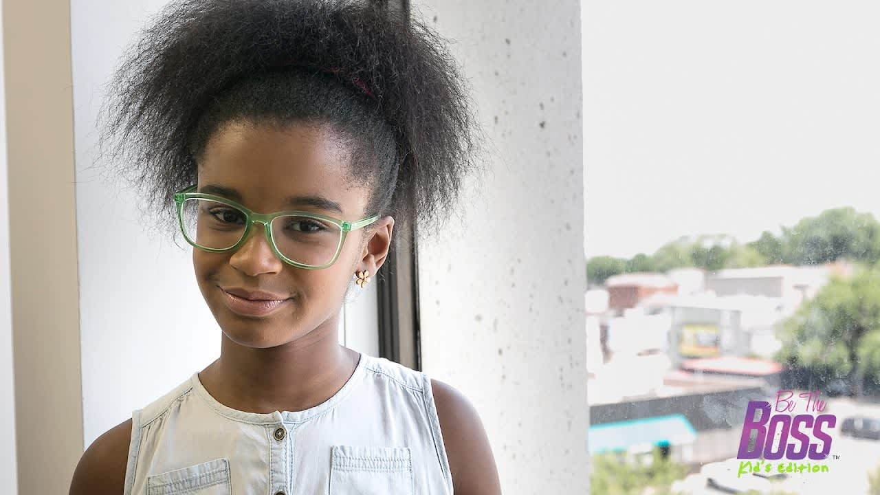 Be The Boss Kids: 11-Year-Old Marley Dias