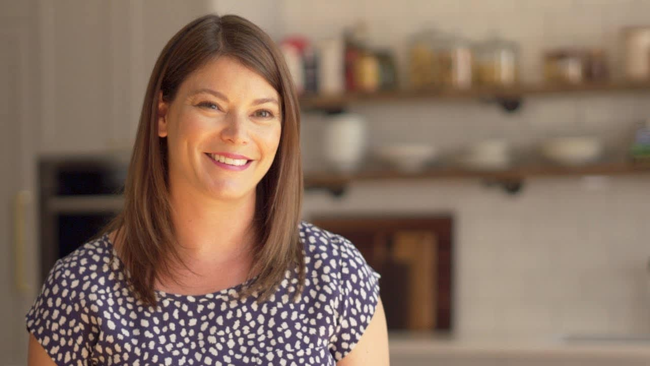 Plated collaboration with Top Chef judge Gail Simmons
