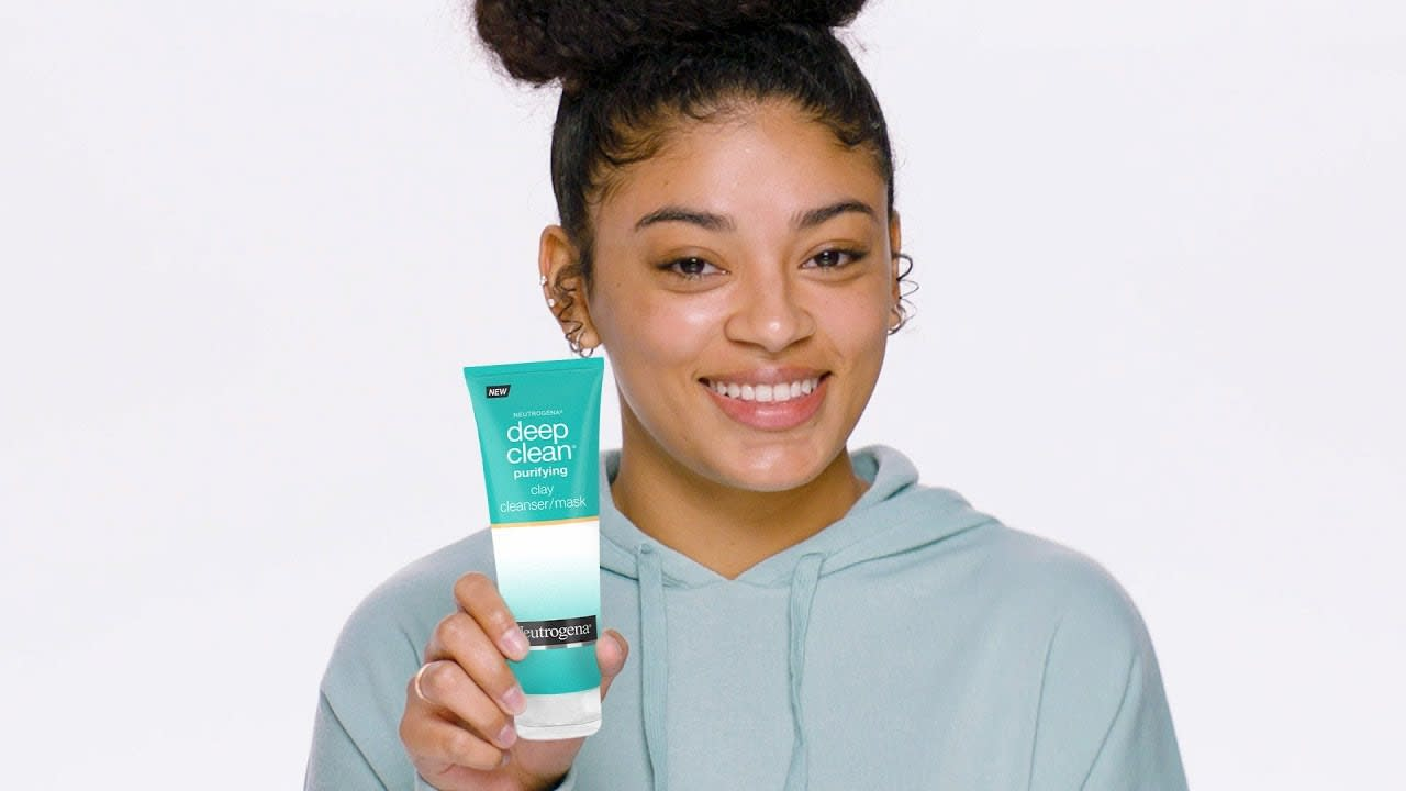 Neutrogena Deep Clean Purifying How-To Video