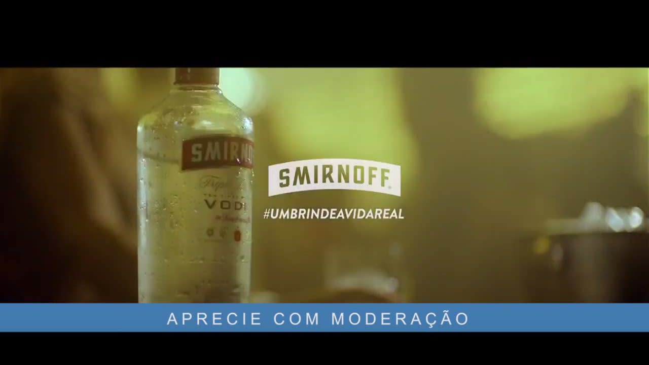 Smirnoff Emerging Middle Class repositioning