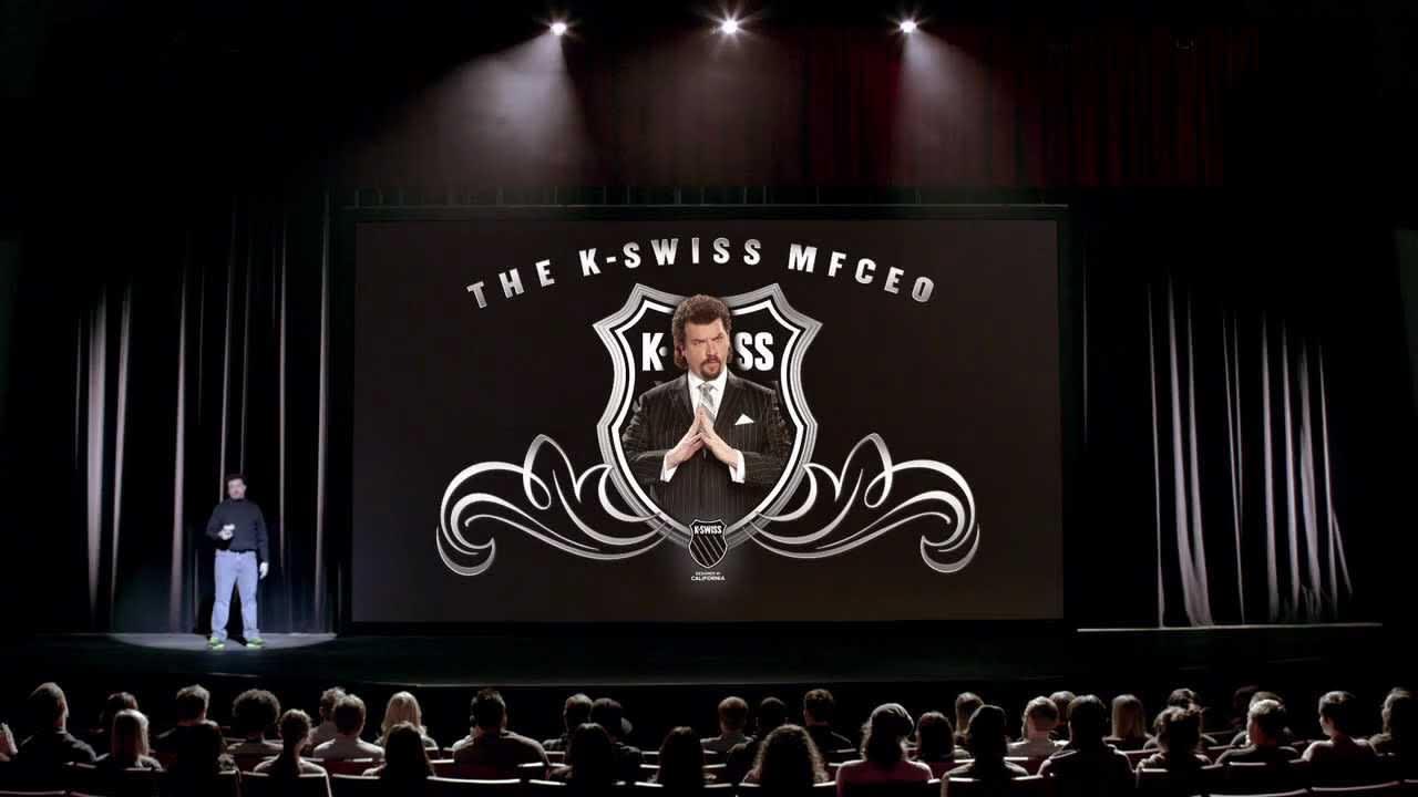 Kenny Powers X K Swiss
