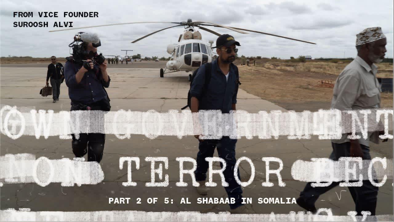 Vice News | TERROR