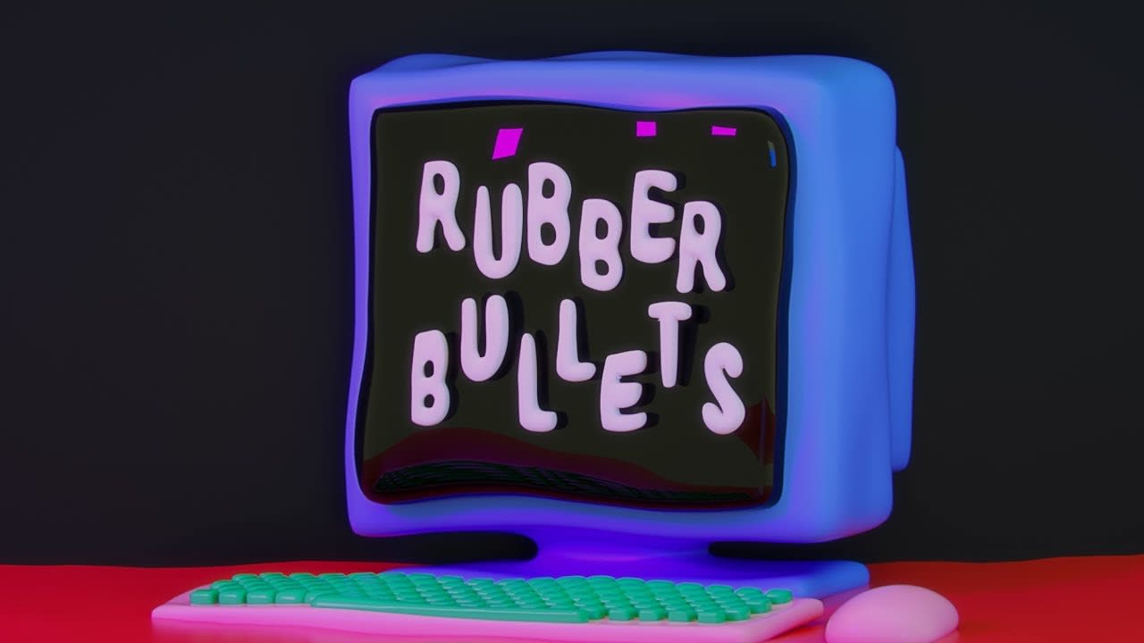 Clinic - Rubber Bullets