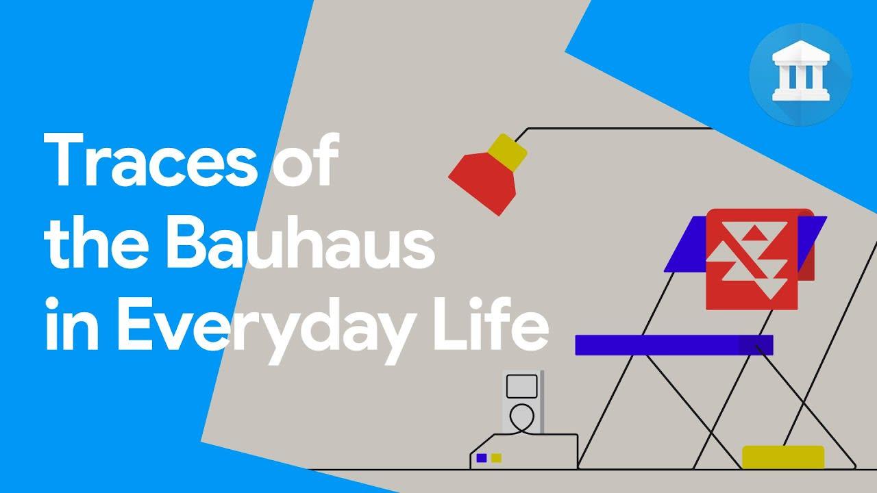 Bauhaus Everywhere (Google Arts & Culture)
