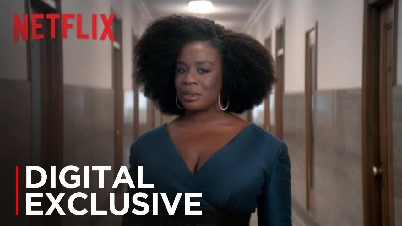 "Netflix ""Make Room"""
