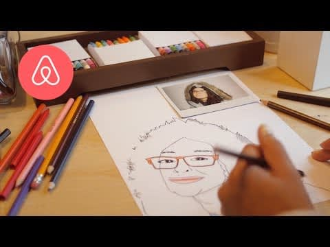 Airbnb: Strangers Drawing Strangers