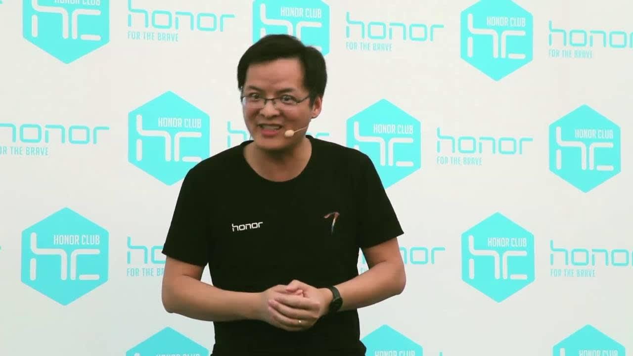 Honor's 1st Honorversary