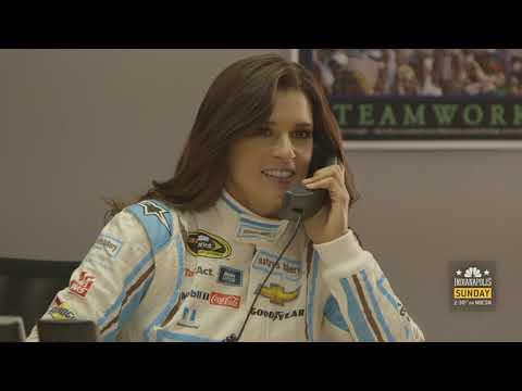 Phone-A-Fan Social Piece for NASCAR