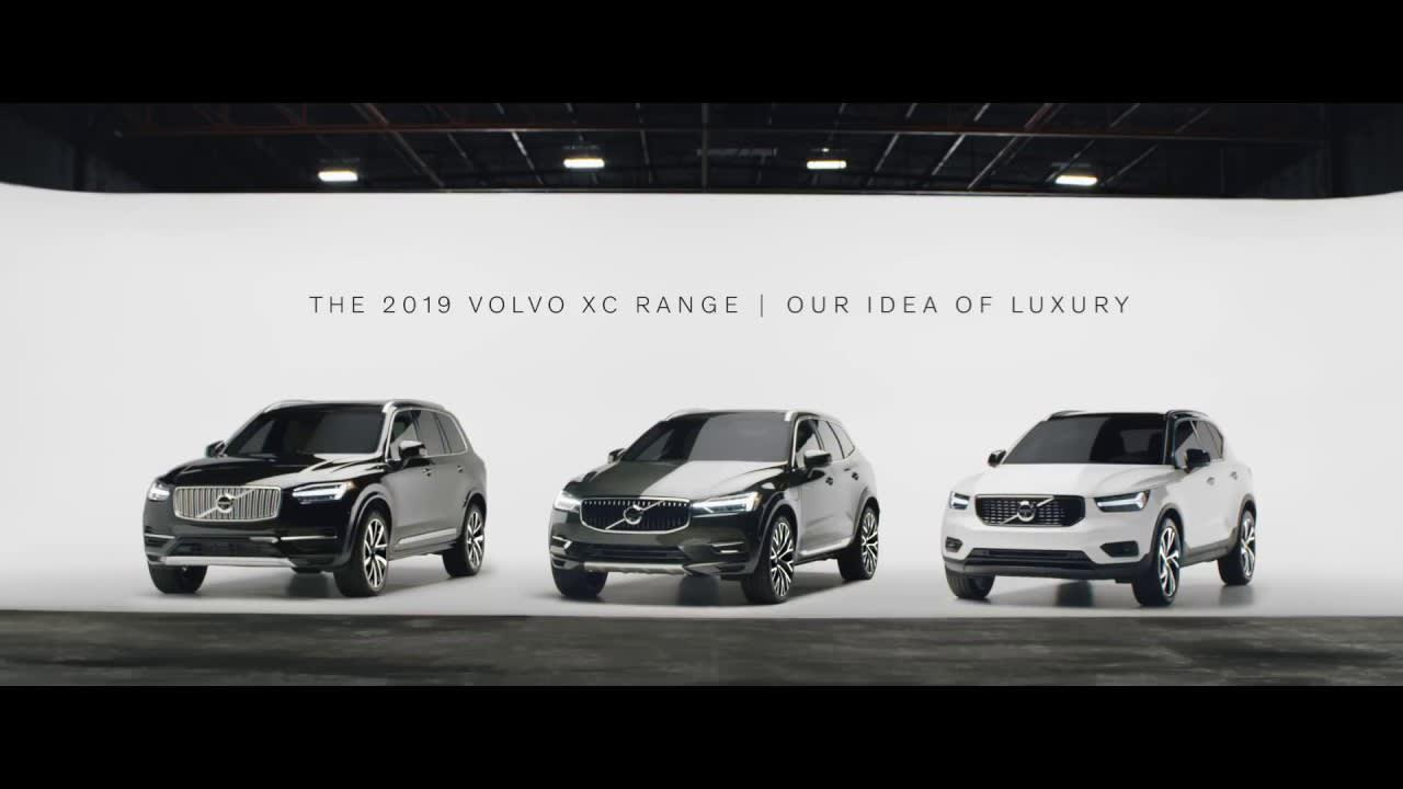 Volvo 2019 XC Range