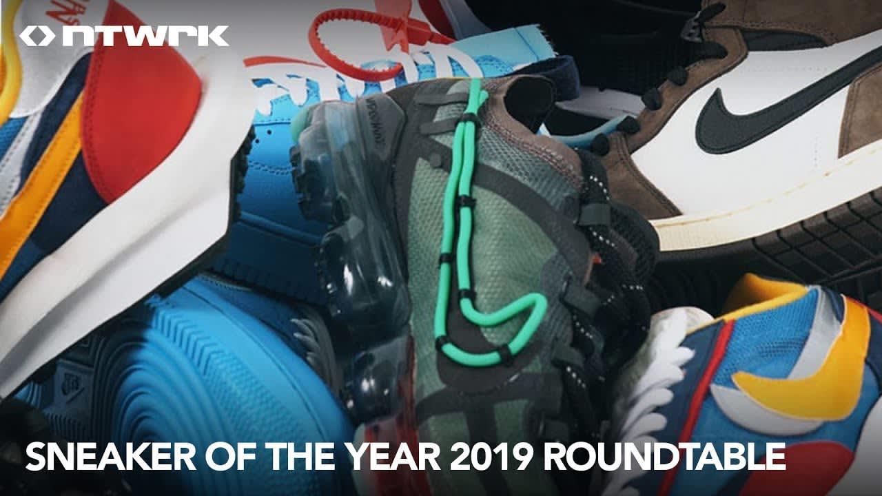 NTWRK Sneaker of the Year 2019