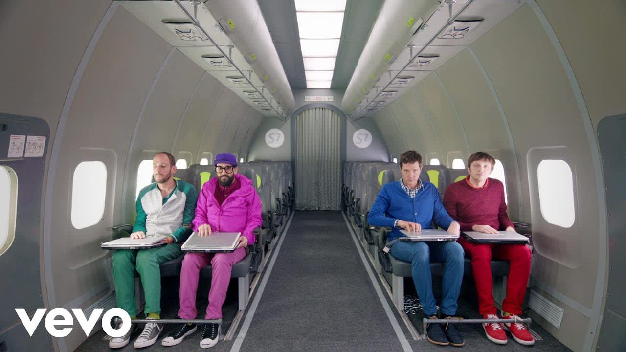 OK Go! Upside Down and Inside Out
