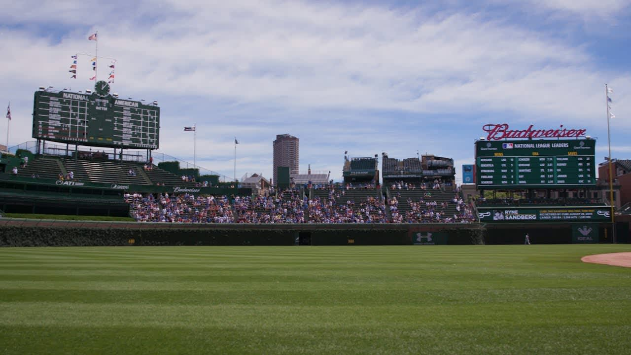 Meet The Man Behind Wrigley Field's Grounds Crew