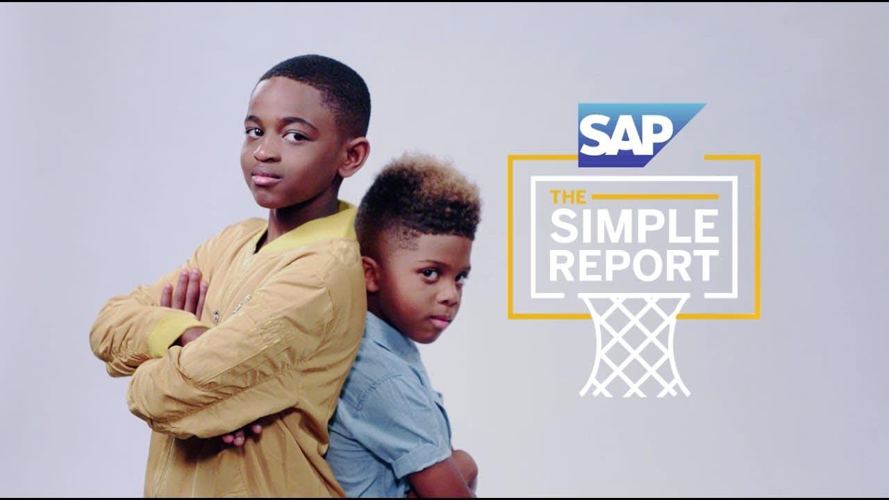SAP Simple Report