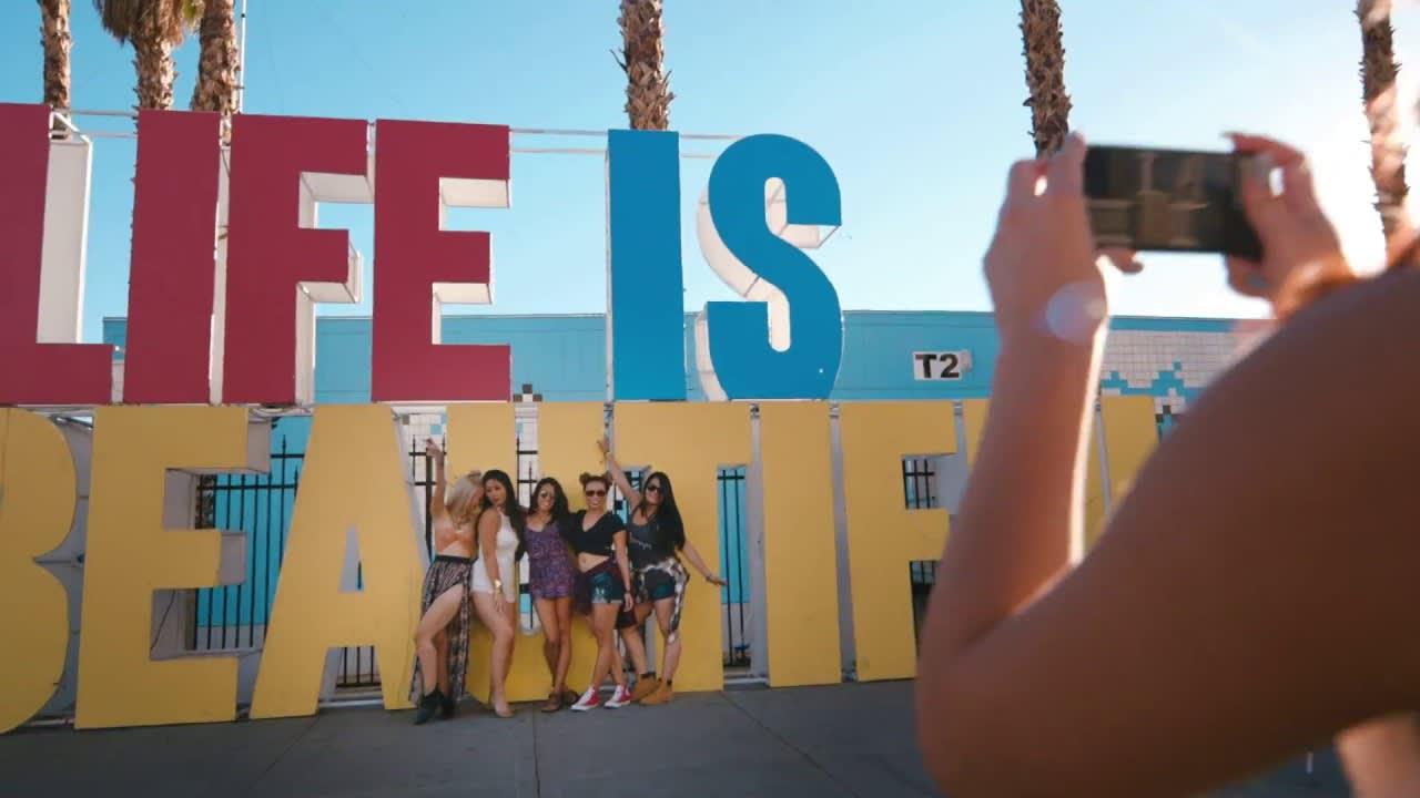 Life is Beautiful 2016 Recap Video