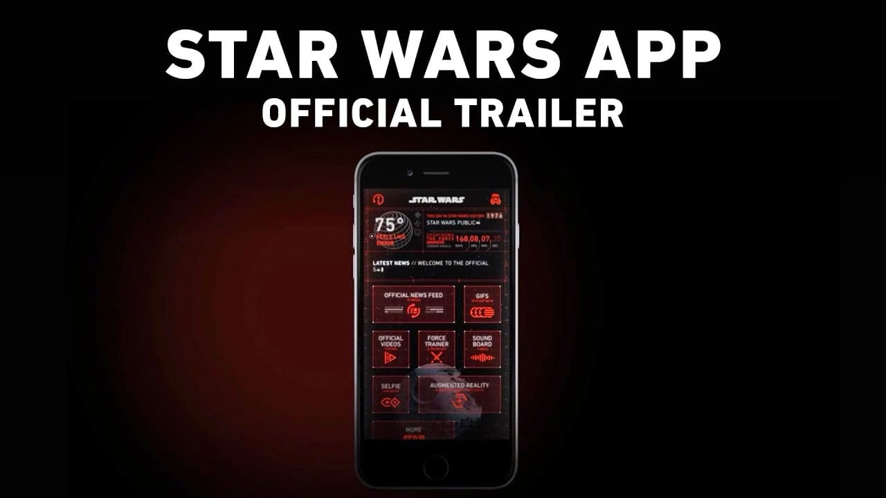 Official Star Wars App