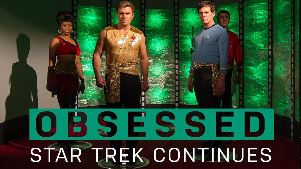 """Obsessed: Star Trek Continues"""