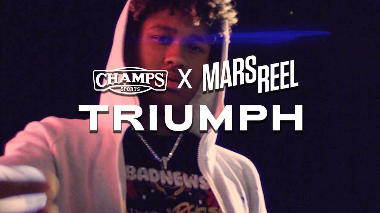 Champs Sports x Mars Reel Game City Cleveland