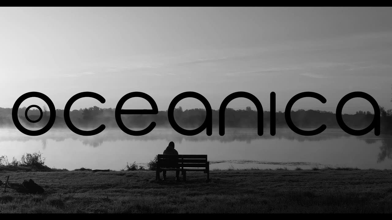 "The song and music video for OCEANICA's single, ""I'm Not OK With This"""