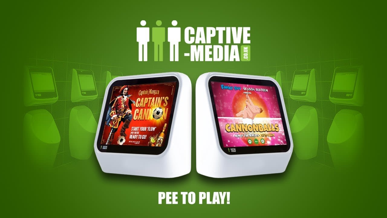 Urinal Games - Captive Media