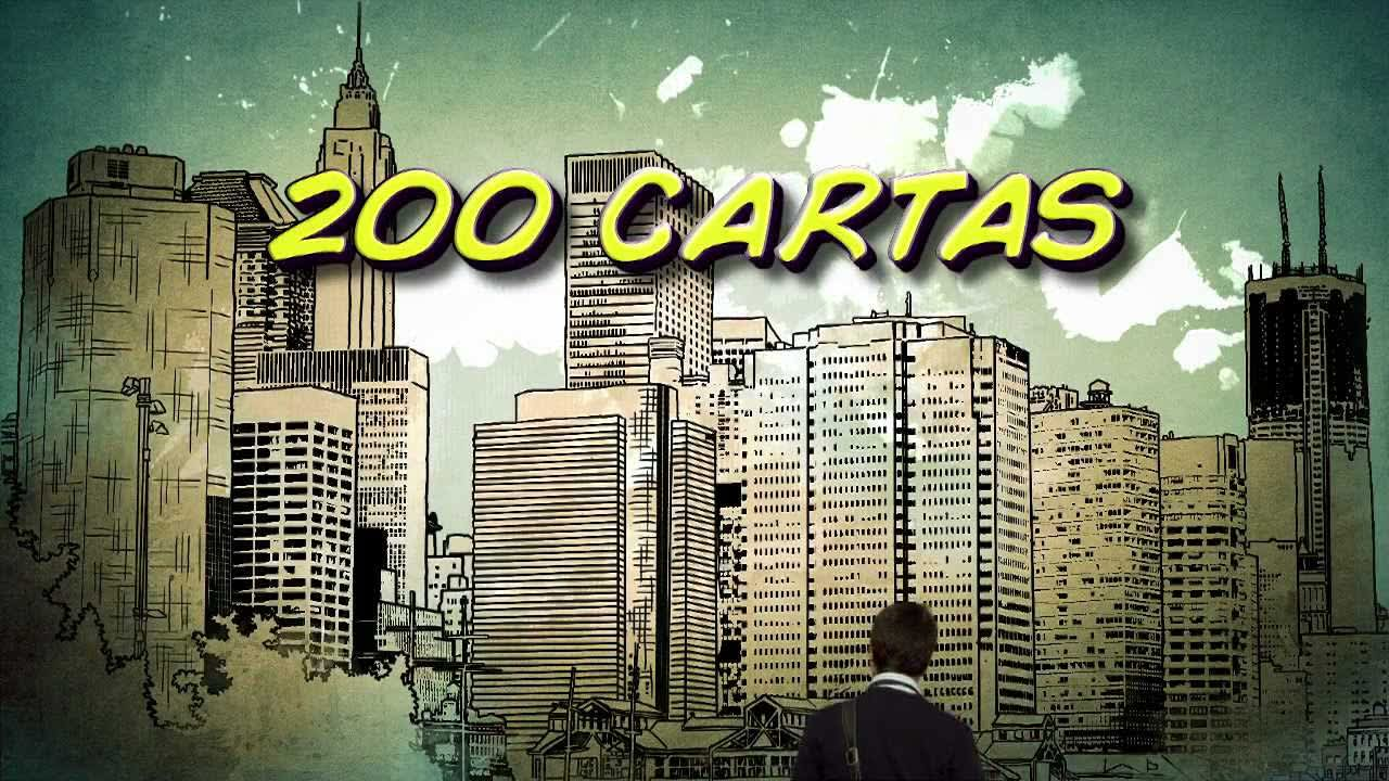 """200 Cartas"" Motion Picture"