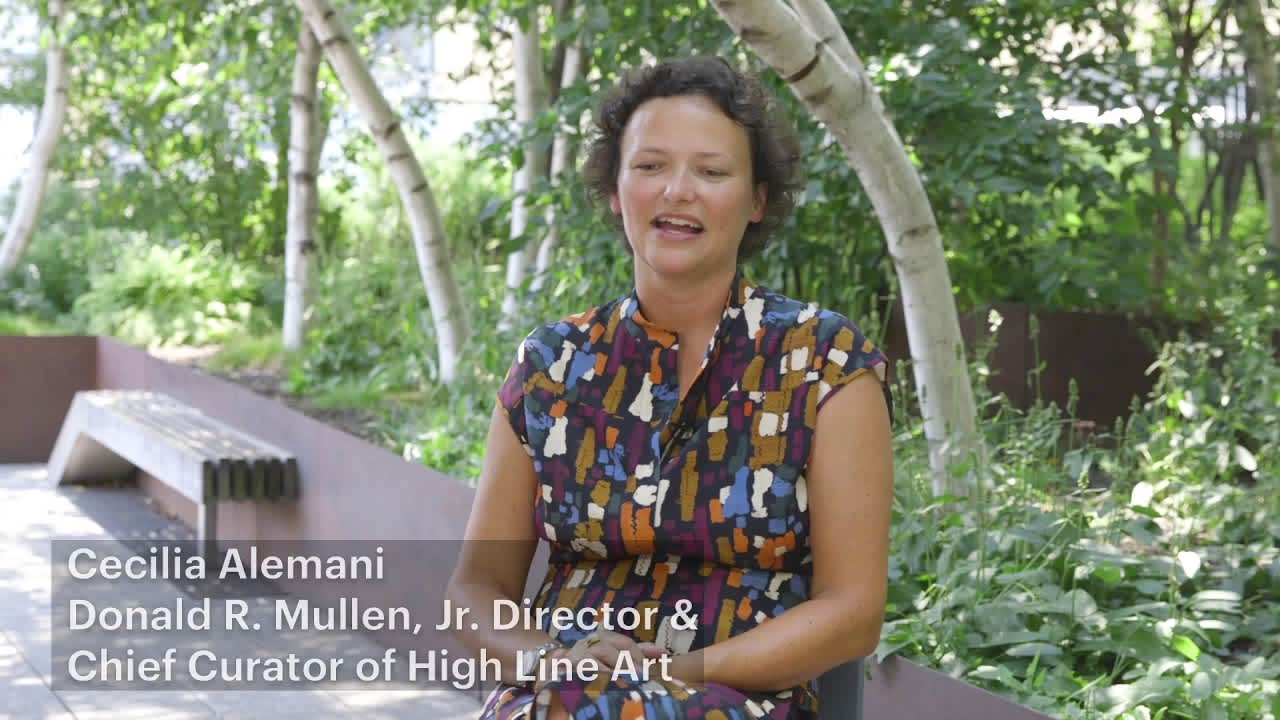 Friends Of The High Line