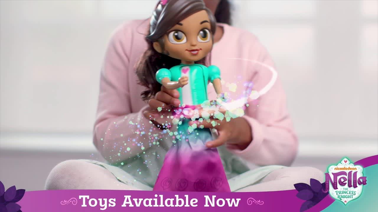 Nella Princess Doll -Add