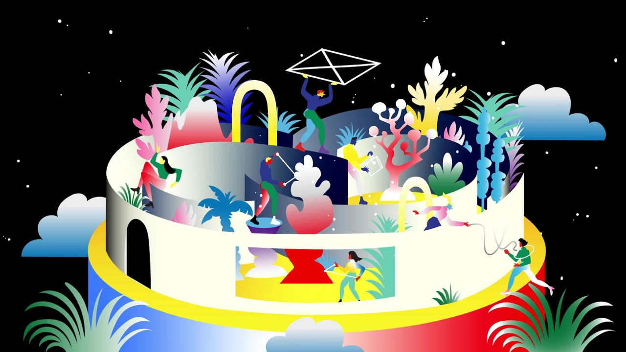 Adobe CC Promo Oasis of creativity