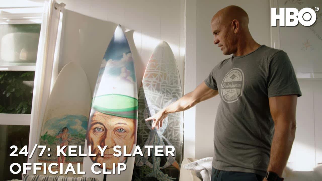 HBO 24/7 Kelly Slater
