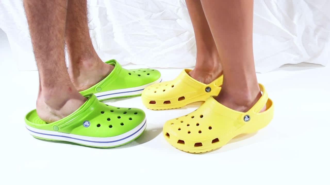 Crocs Social Media Content