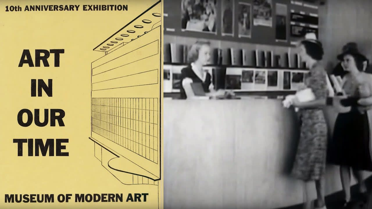MoMA through Time