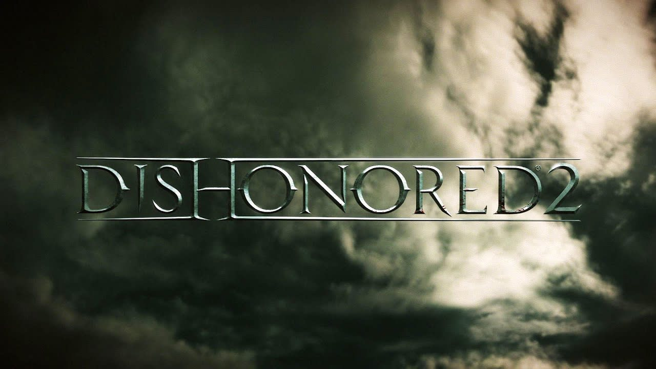 Dishonored 2 Cinematic Trailer