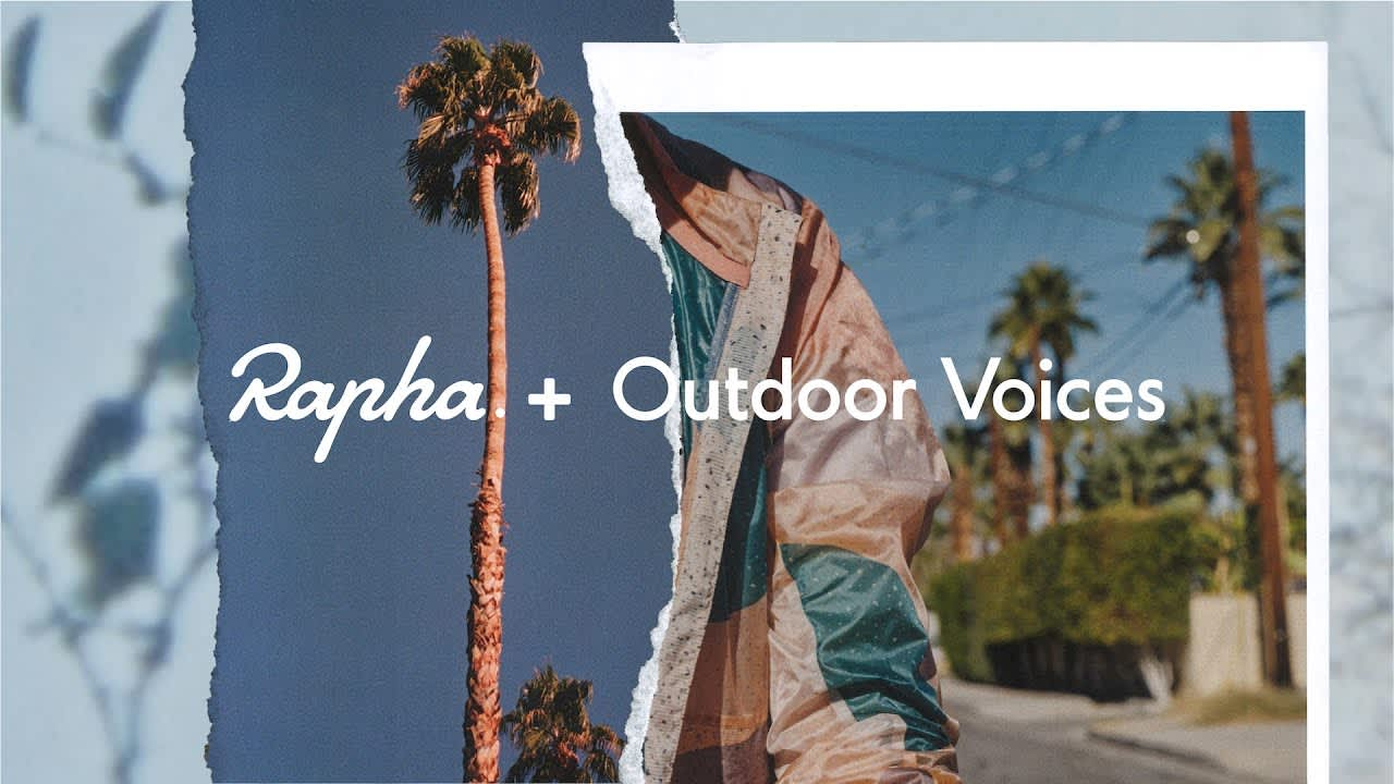 Rapha x Outdoor Voices