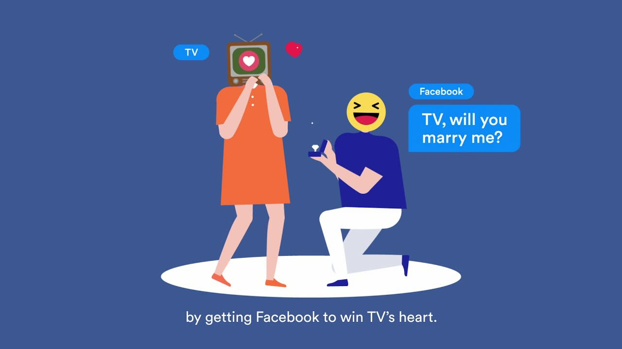 Say Yes to Facebook