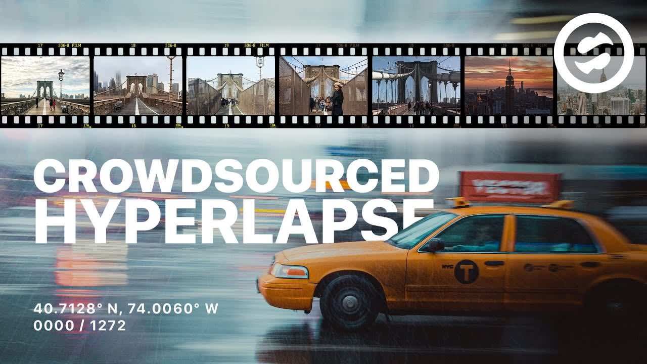 Typologies of New York City: A Crowdsourced Hyperlapse