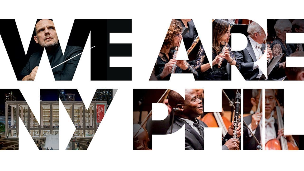 """""""WE ARE NYPHIL"""""""