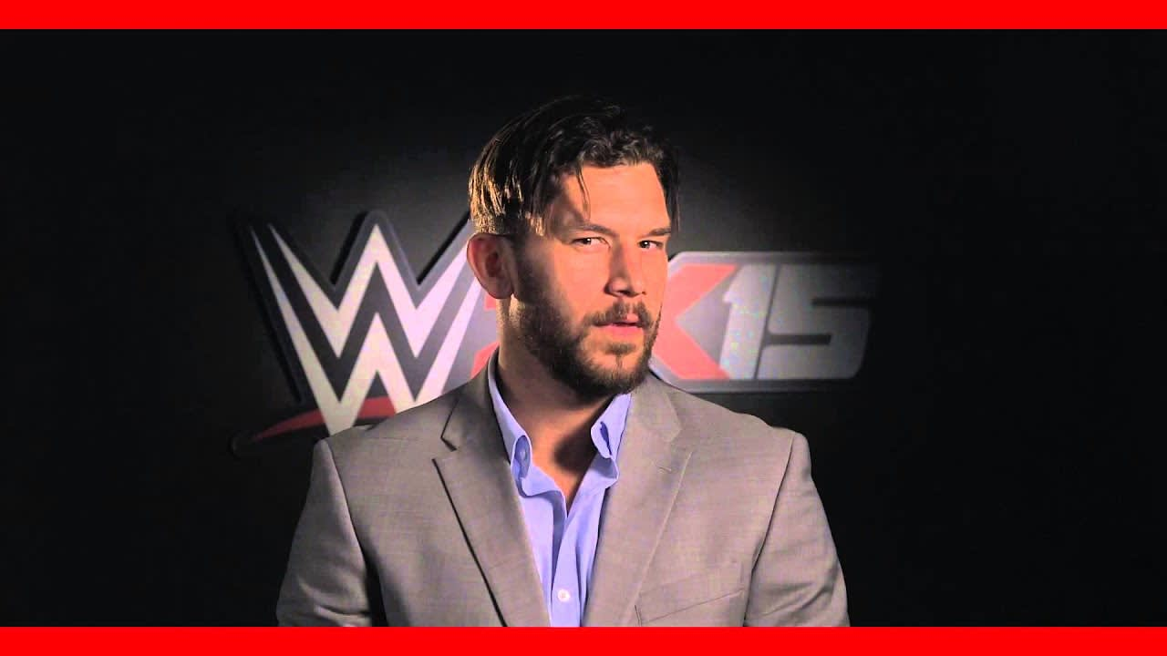 WWE2K15 - Comment Takeover