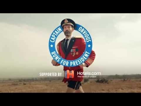 Captain Obvious Hotels.com