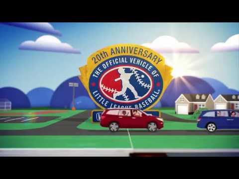 "Honda + Little League ""Home Team Heroes"""