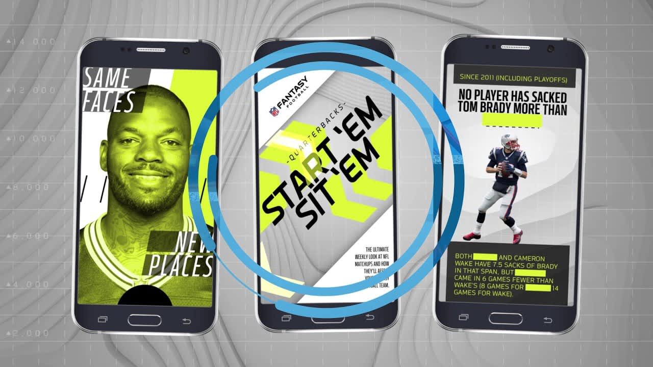 NFL x Snapchat Discover