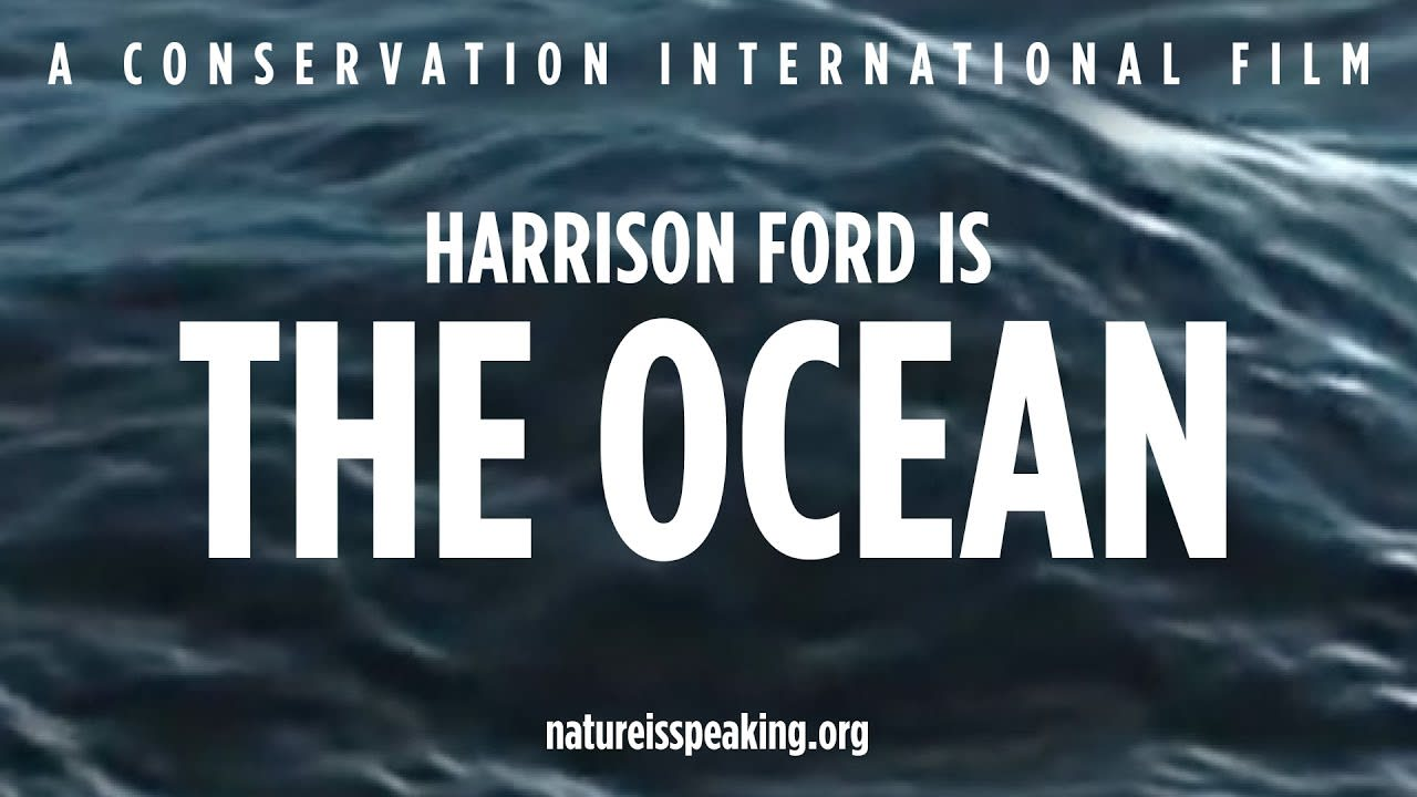 Conservation International - Nature is Speaking