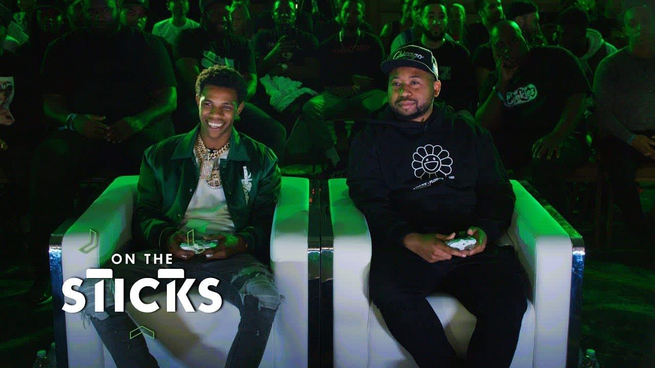 On The Sticks W/ DJ Akademiks