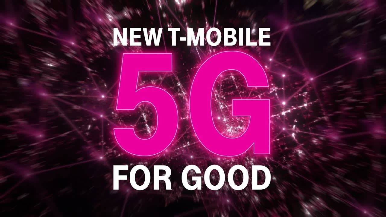 T-Mobile 5G for All Campaign