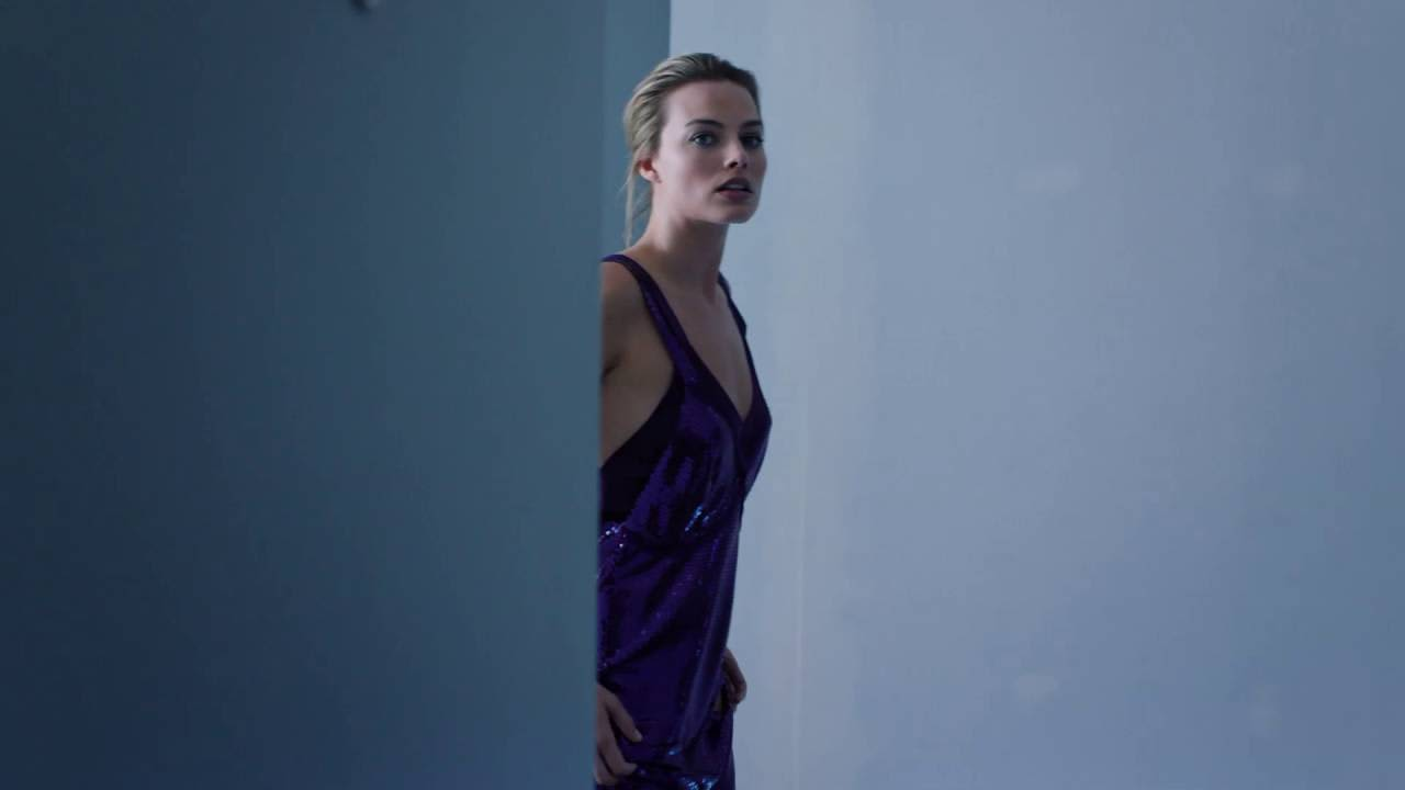 Calvin Klein Deep Euphoria featuring Margot Robbie