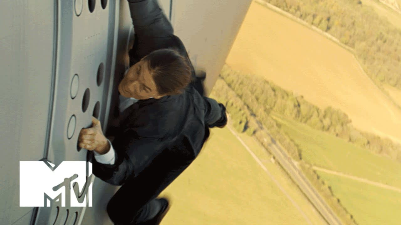 Mission: Impossible - Rogue Nation (2015) Meets Teen Mom